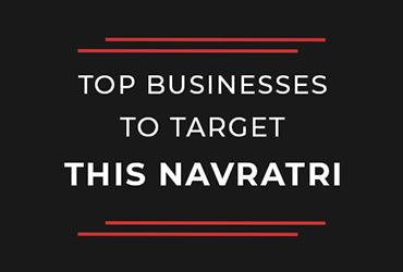 Top Businesses To Pitch Digital Advertising Services This Navratri