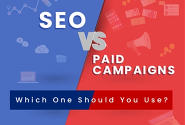 SEO V/s Paid Campaigns