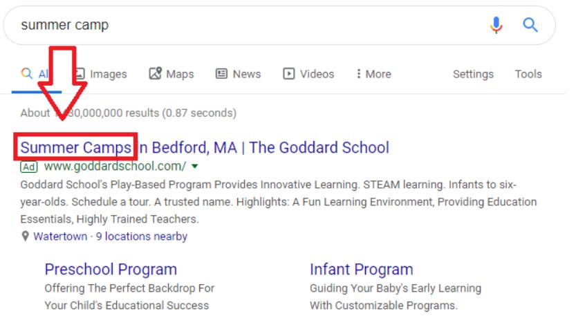 Headline Tips for Google Ads Network
