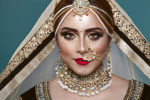 Campaigns to promote the bridal jewellery